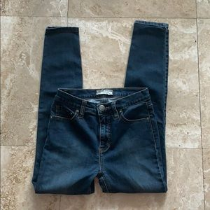 Free people high rise jeans size 26